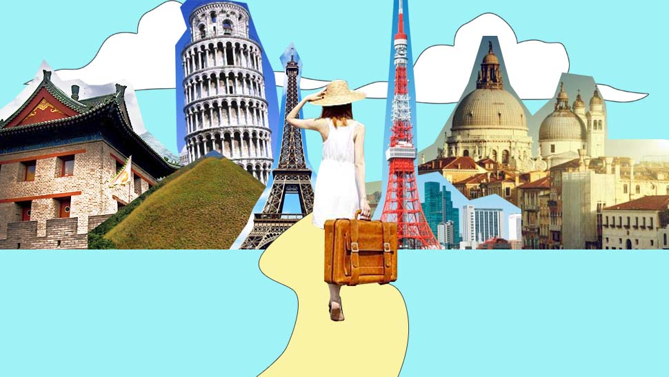 5 Helpful Tips for Girls Traveling Alone
