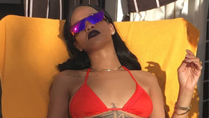 Check Out Rihanna's Star Trek-inspired Line Of Dior Sunnies