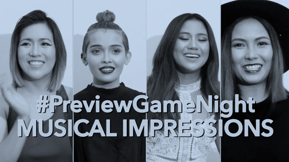 Musical Impressions With Kz, Angeline, Morissette, And Yeng