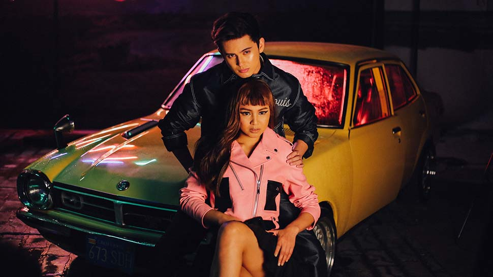 Nadine Lustre and James Reid Front Preview's Anniversary Issue