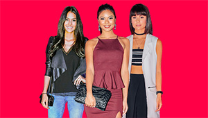 Style Spotting At Philippine Fashion Week Holiday 2016