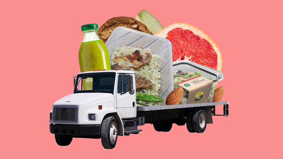 We Tried These Diet Delivery Services For A Week