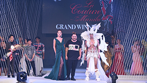See: All The Looks At The La Couture Manila Fashion Show
