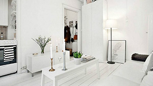 4 Chic Ways To Incorporate All-white Interiors In Your Home