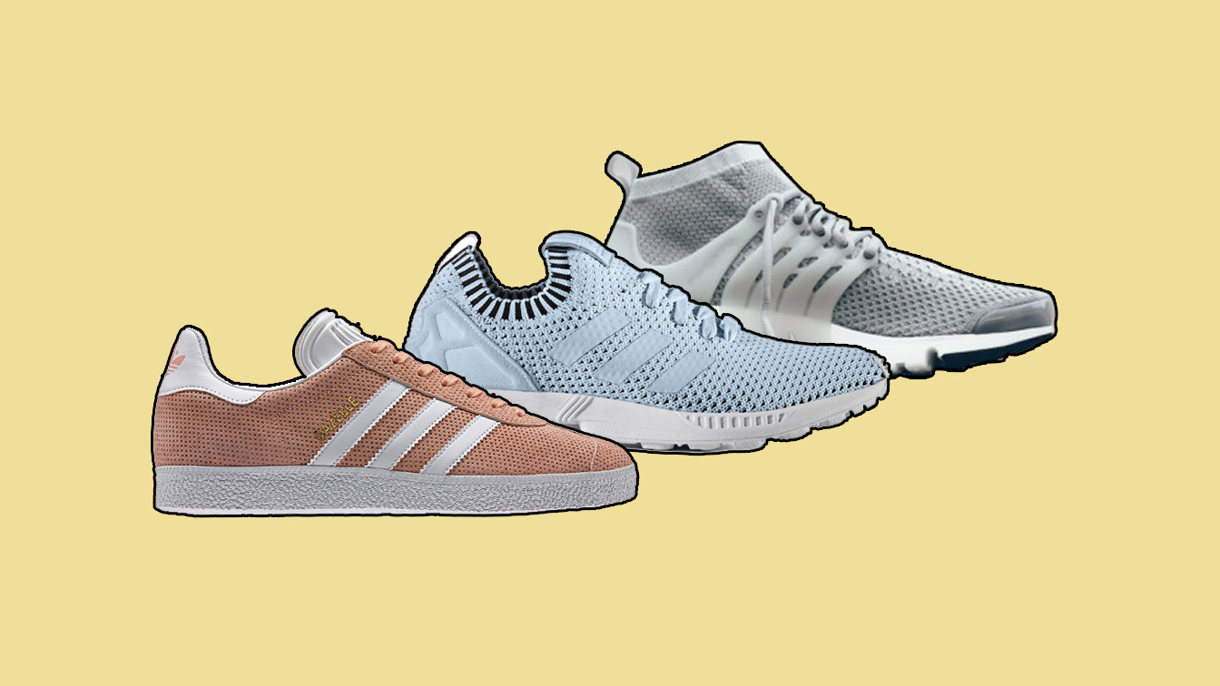 7 New Pairs Of Sneakers We're Seriously Crushing On