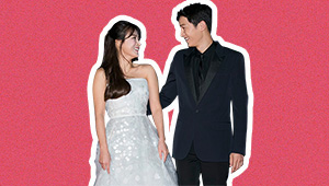 Song Joong-ki And Song Hye-kyo's Red Carpet Reunion Is Absolutely Stunning