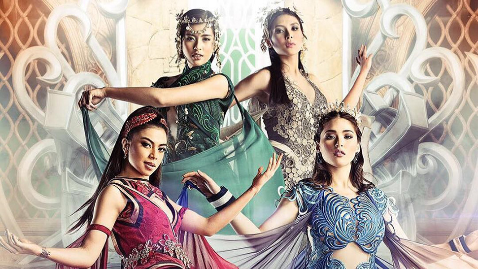 Francis Libiran Talks About The New And Improved Encantadia Costumes
