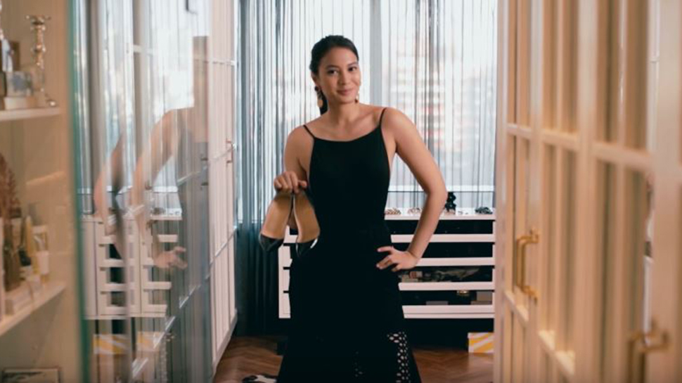 Isabelle Daza's Tips On How To Wear Your One-piece Suit After Summer