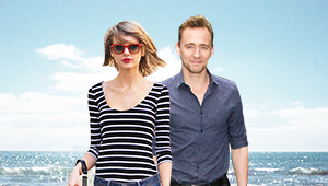 New Couple Alert: Taylor Swift And Tom Hiddleston