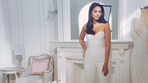 Isabelle Daza's Strapless White Jumpsuit, And More From This Week's Top Celebrity Ootds