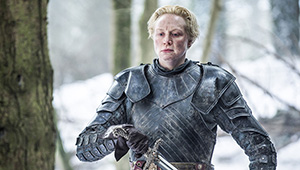You'll Be Surprised By What Brienne Of Tarth Actually Looks Like Off-screen