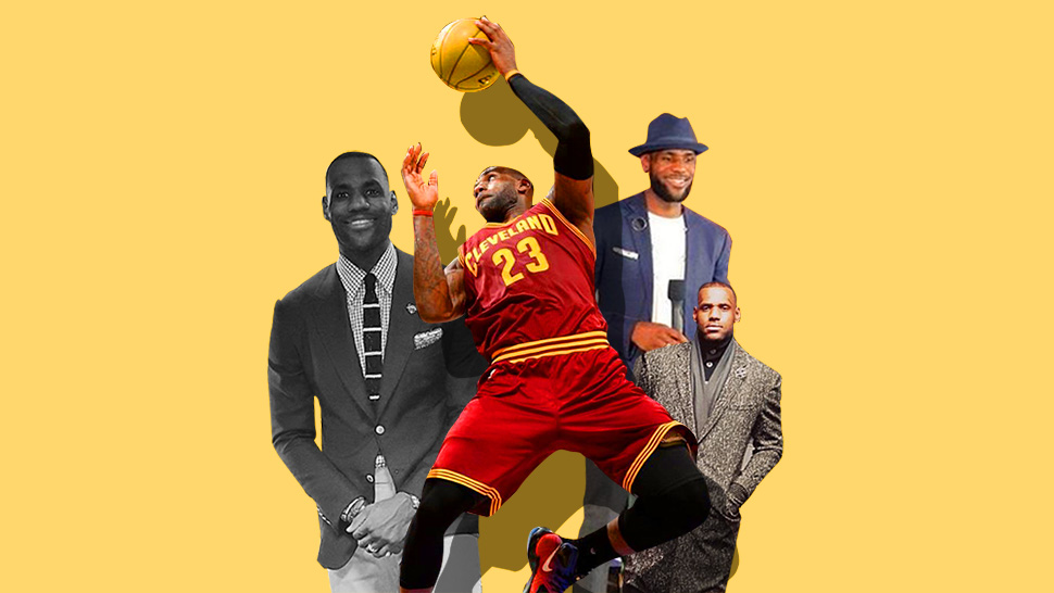 5 Times Lebron James Was Also MVP of Style
