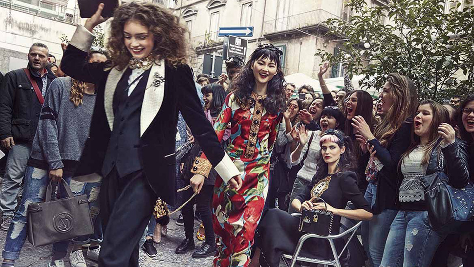 Dolce & Gabbana Enlists a War Photographer to Shoot Their Latest Campaign