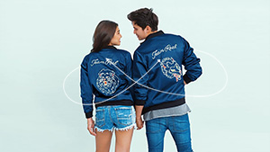 His And Hers Bomber Jackets For Couples Who Love Ootds