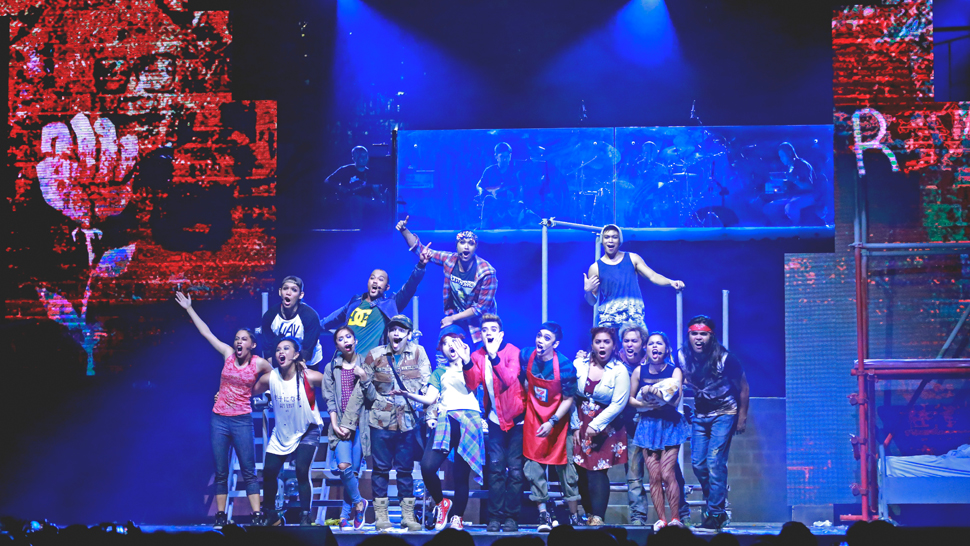 We Went To See American Idiot And So Should You!