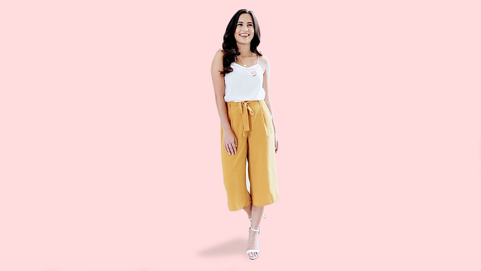 Jasmine Curtis' Fresh Daytime Look, And More From This Week's Top Celebrity Ootds