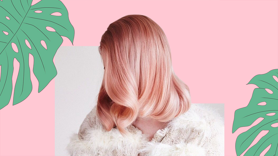 Rose Gold Is Instagram's Newest Hair Craze