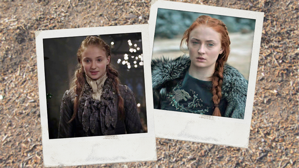 Here's How Your Favorite Game Of Thrones Characters Have Evolved Through The Years