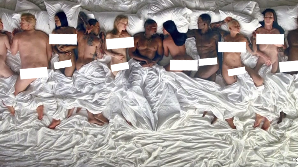 "Kanye West Just Dropped A New Music Video For ""famous"""