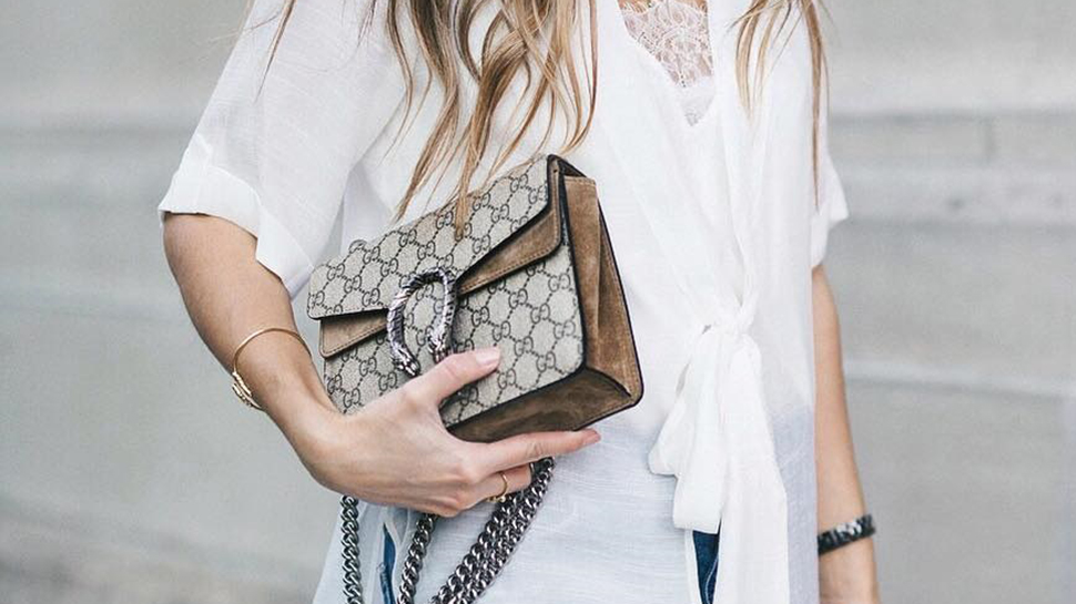 This Designer Bag is All Over Instagram Right Now