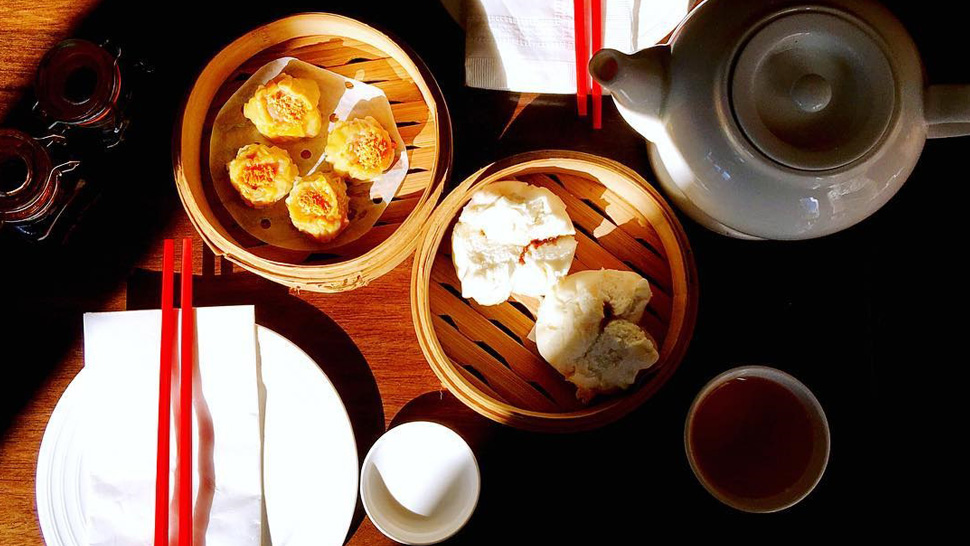 The Art of Shooting Dim Sum
