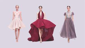Michael Cinco Debuts In Paris Fashion Week