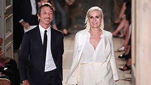 Valentino Duo Splits As Maria Grazia Chiuri Leaves For Dior