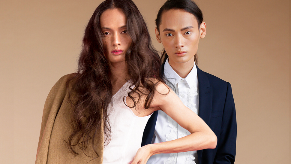 This Androgynous Model Makes The Case For Gender Fluidity