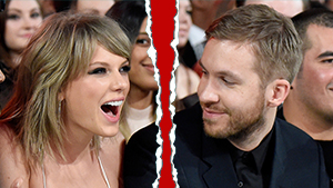 There's Bad Blood Between Taylor Swift And Calvin Harris And It's All Over Twitter