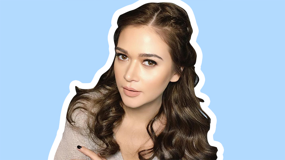 5 Pretty Braided Hair Ideas from Bela Padilla