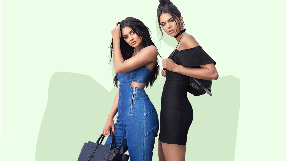Kendall And Kylie's Bag Line Just Dropped And We're In Love