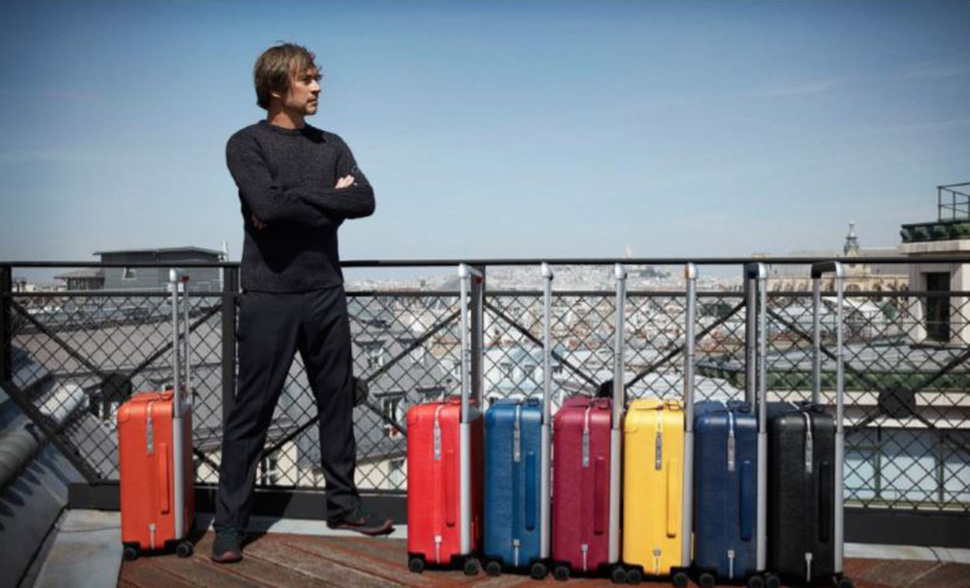 Louis Vuitton's New Rolling Luggage Will Take You to Places
