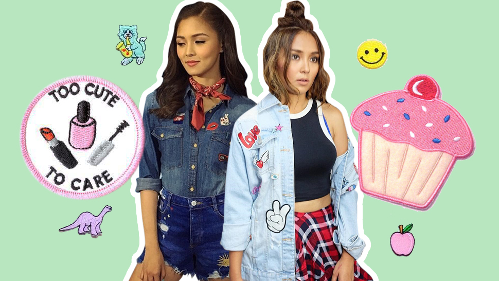 How To Get Into The Patches Trend, According To Local Celebs