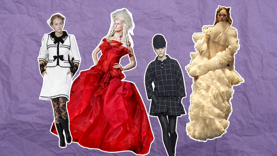 A Comparison of the Biggest Fashion Houses' Signature Aesthetics