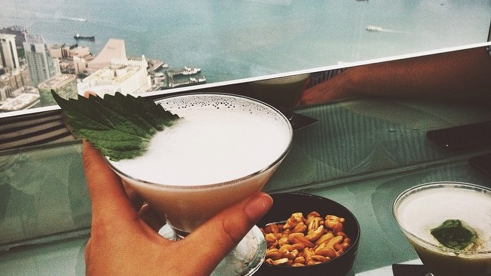 13 Stylish Cocktail Bars In Hong Kong For An Instagram-worthy Nightcap