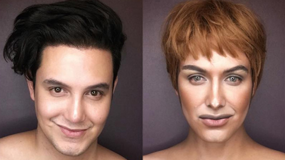 Paolo Ballesteros' Game Of Thrones Makeup Transformations Are Crazy Good