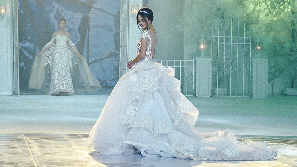 All The Spectacular Wedding Gowns From Marry Me At Marriott