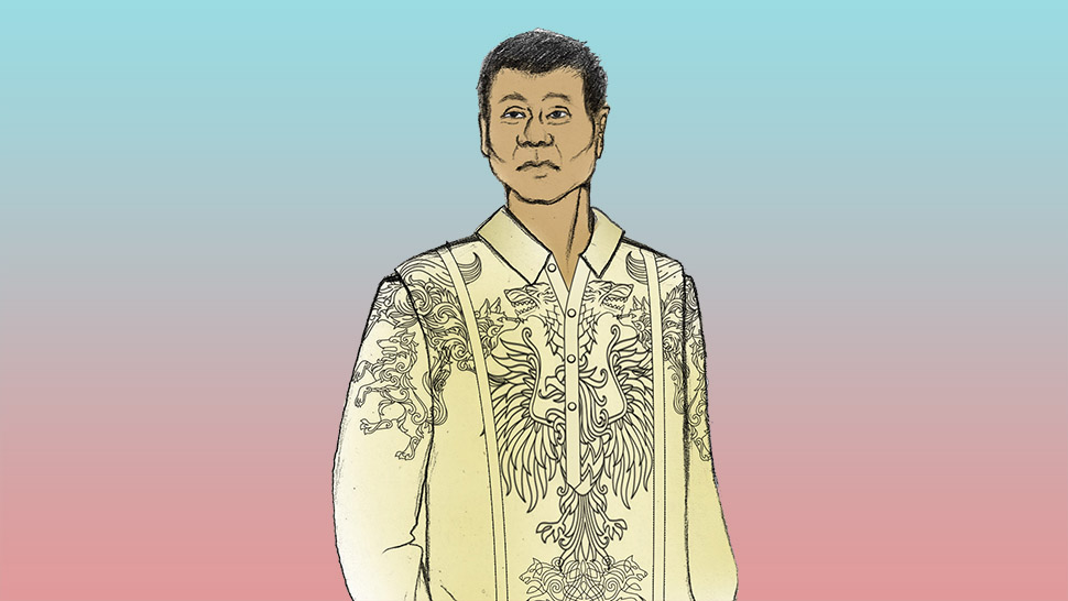 Fashion Designers Dress Duterte Up For The Sona