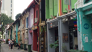 6 Of Our Favorite Local Shops On Haji Lane, Singapore