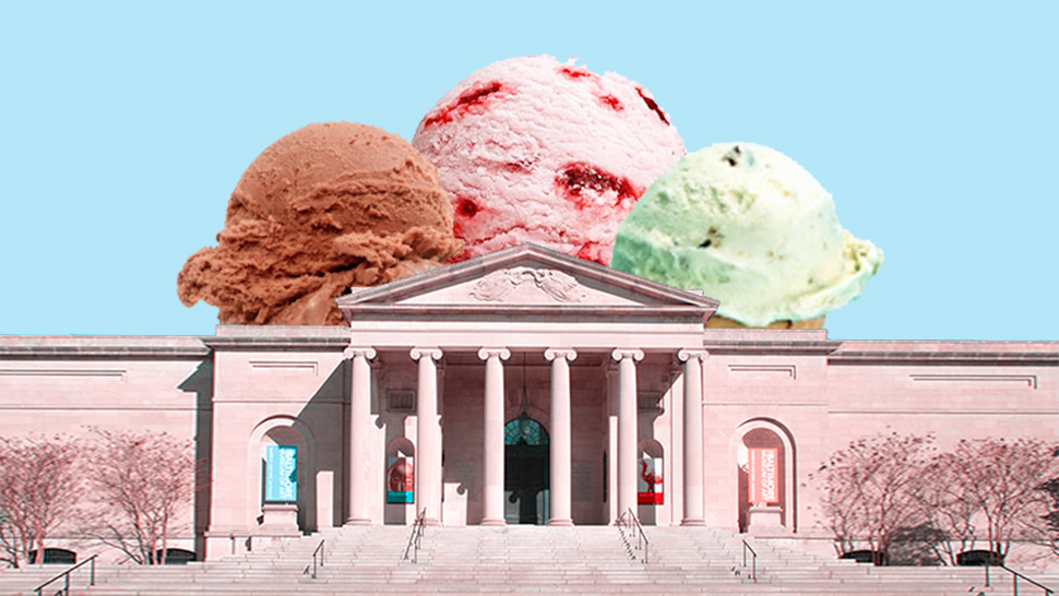 A Museum of Ice Cream Finally Exists and It's a Dream Come True