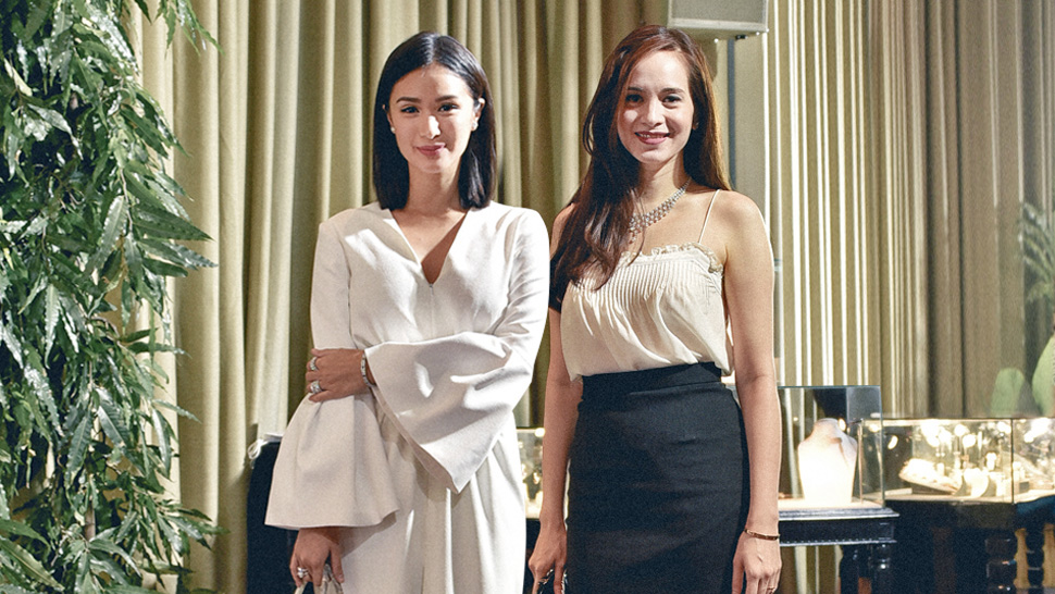 Heart Evangelista, Lucy Torres, And More At The Jul B. Dizon Jewellery Anniversary Party