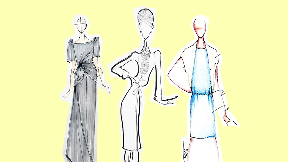 4 Designers Interpret The Sona Dress Code For The Ladies
