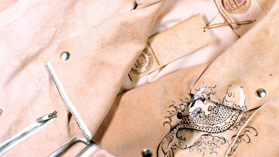 You Can Wear Alexander Mcqueen's Skin As A Jacket