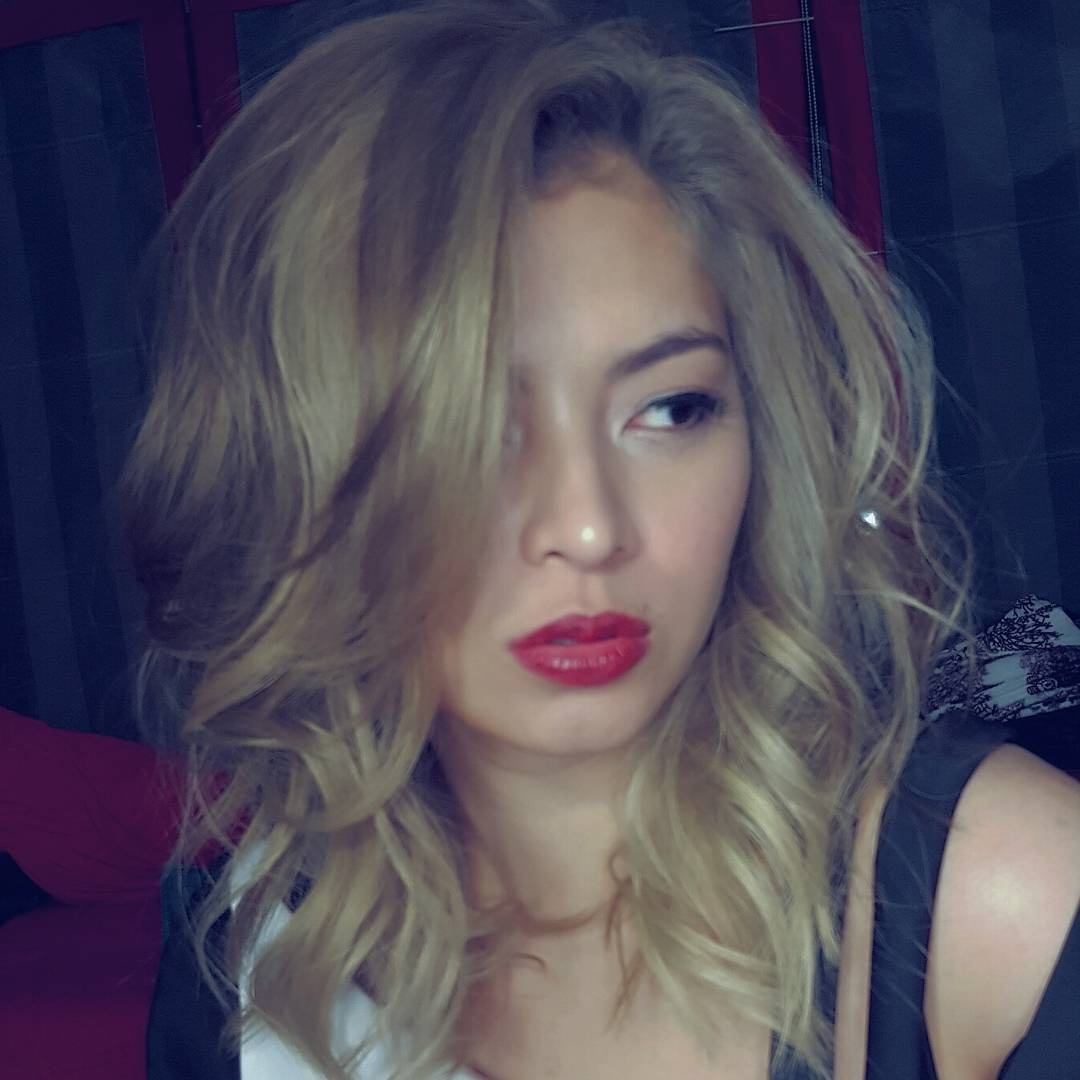 Angel Locsin Switches To Blonde Hair