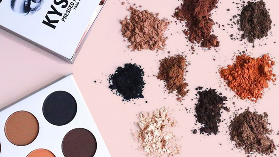 Kylie Jenner Just Dropped Her New Eye Shadow Palette