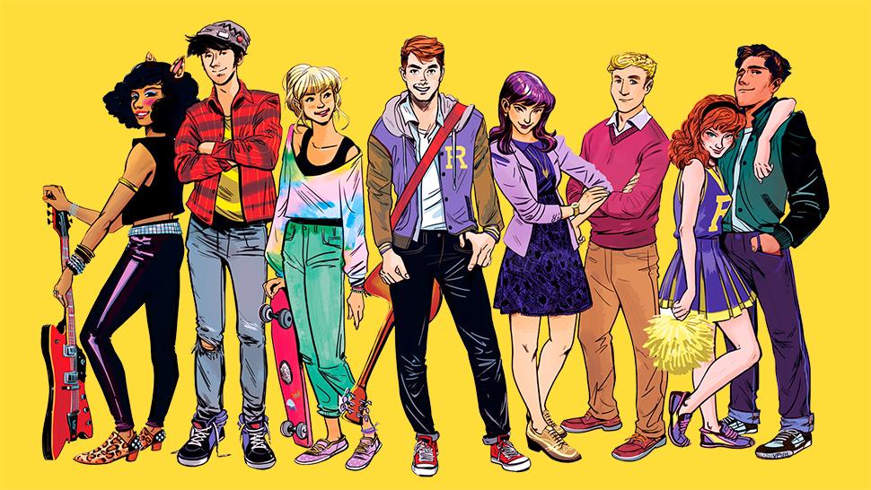 Finally! Meet The Cast of Riverdale