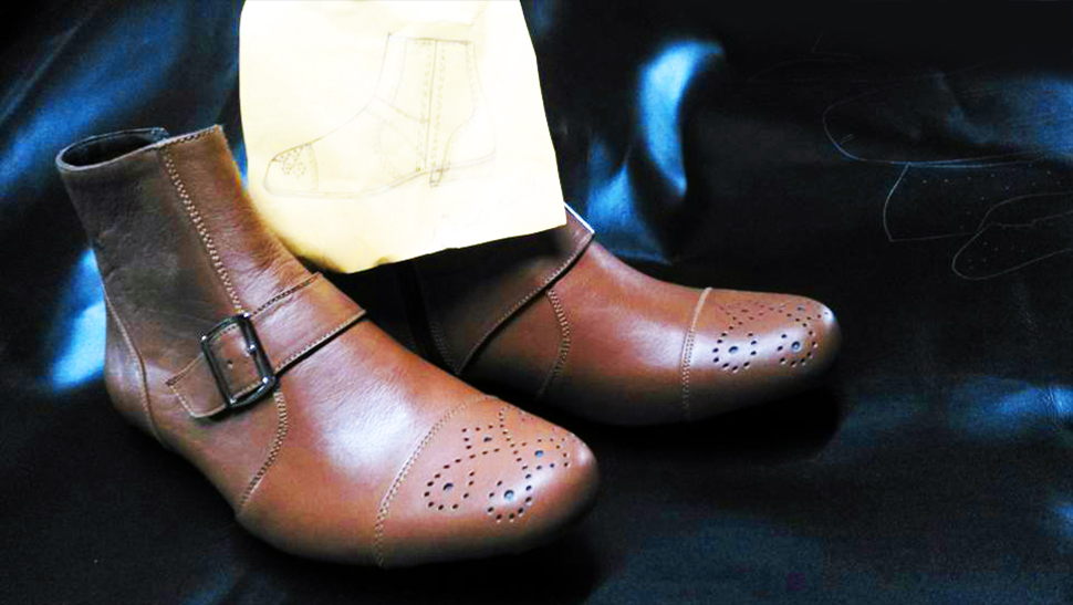 These Boots Worn By President Duterte Were A Gift From A 68-year-old Marikina Shoemaker