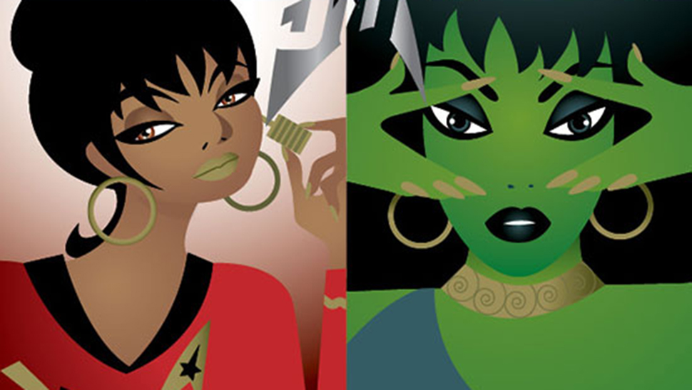 Mac Cosmetics X Star Trek Is A Golden Collection You Shouldn't Dare Miss