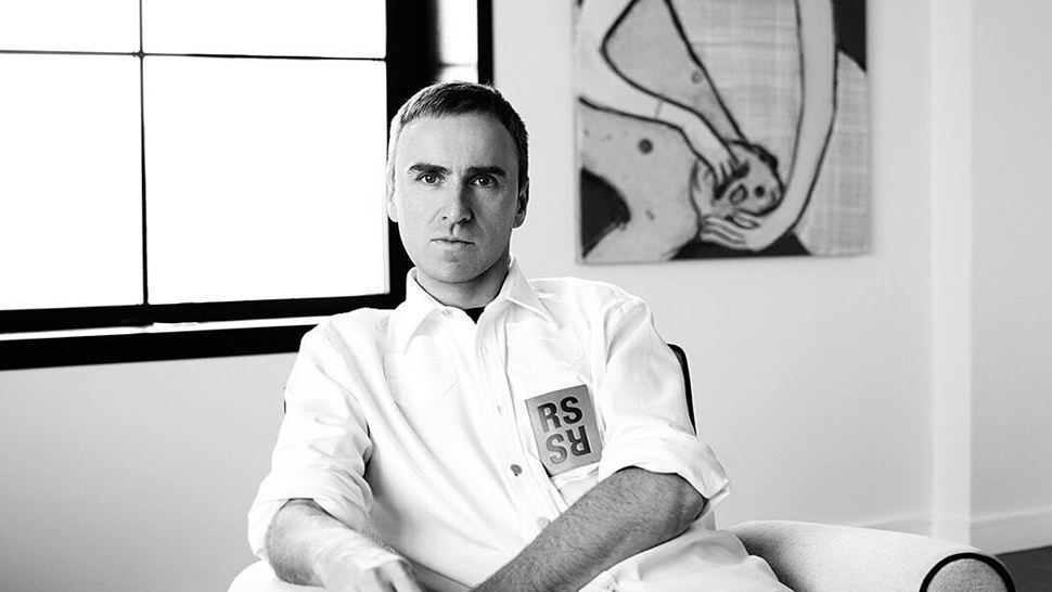 Calvin Klein Appoints Raf Simons as its First Chief Creative Officer