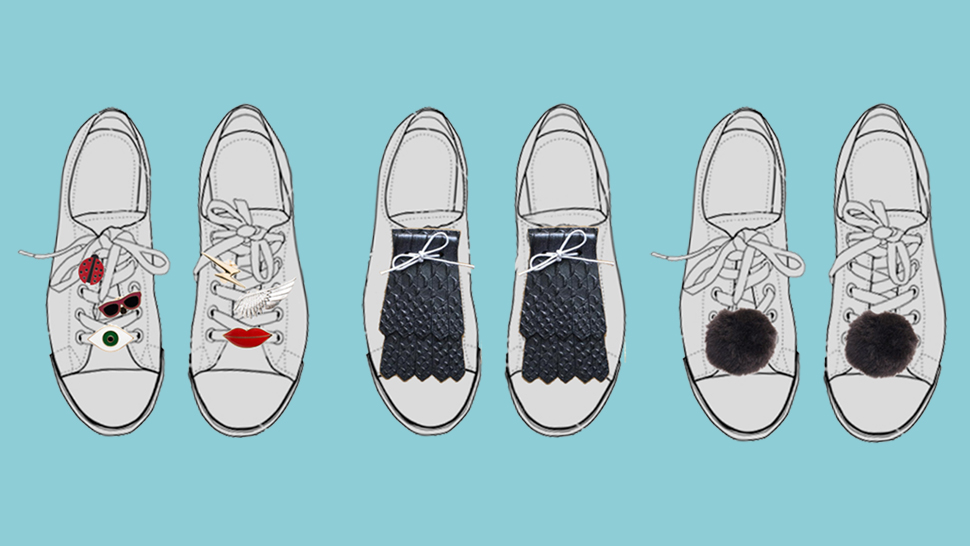 3 Creative Ways to Spruce Up Your Sneakers